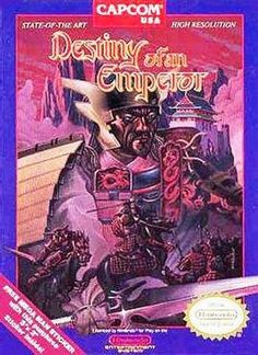 An interesting RPG game for the 8-bit NES system. I liked it because it follows the same story as Romance of the Three Kingdoms. Never finished it, though.