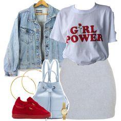 1 3 6 4   Girl Power *Cheetah Girls voice* lol
