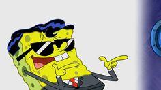 Spongebob Squarepants, Cosmic, Spongebob