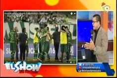 Graynmer Mendez Habla Sobre El Accidente Aéreo En Colombia Con Un Equipo De Football Brasileño