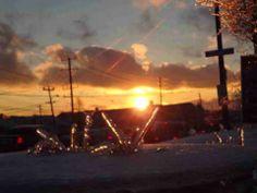 Best scene of Ice Storm Toronto.. (Dec 2013)