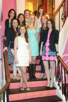 Lilly Pulitzer   KEP Designs Event in NYC