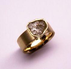 Rohdiamanten, Ring