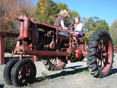 old tractor vintage awesome