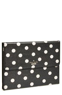 polka dot ipad air case from Kate Spade