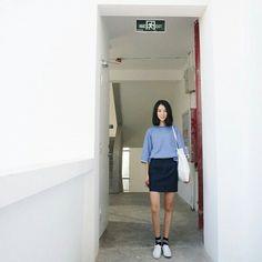 longer skirt would be nice