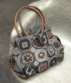 Adoramos as bolsas de Jamin Puech