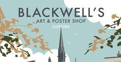 Blackwell's Shopfront