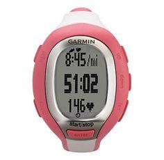 Garmin watch and ped tracker