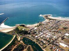 Our favourite holiday destination  Yamba NSW 2464   AUSTRALIA!