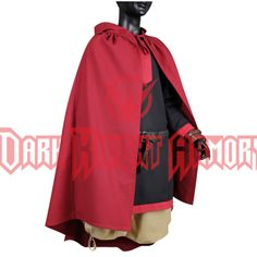 Ready For Battle Cape - MCI-2309-1 from Dark Knight Armoury