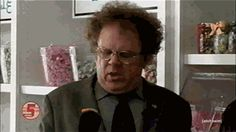 Dr. Steve Brule CANDY STORE PART 2 GIF