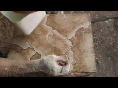 Imitacion O Copia De Piedra Parte 2, via YouTube.                                                                                                                                                                                 Más