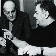 Γκάτσος και Χατζιδάκις: Μια φιλία που επηρέασε βαθιά τον ελληνικό ήχο