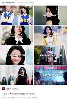 #Riverdale #Veronica