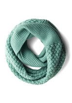 Chill Out on the Town Scarf in Teal | Mod Retro Vintage Scarves | ModCloth.com