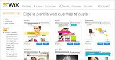 Elige entre 100s de plantillas web HTML creadas por diseñadores. ¡Crea un increíble sitio web gratis de Negocios y Servicios personalizado para Hogar y Jardinería ahora!