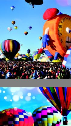 New Mexico Balloon Fest