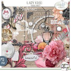 Lady Coco Full kit