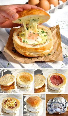 yumurtali-hamburger-kahvaltilik