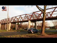 ▶ Cycle viaduct De Gagel Utrecht Overvecht NL - YouTube