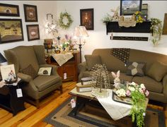 I want this for my living room Primitive Living Room, Primitive Decor, Country Furniture, Country Decor, Decor Crafts, Home Decor, Primitives, Hearth, Living Rooms