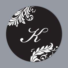 Filigree - Envelope Seal | Quaint Wedding Stationery & Accessories