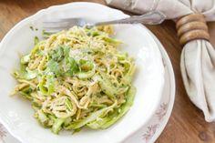 Naturally Ella | Asparagus {spring} pasta | Naturally Ella
