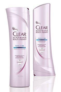 Love this Clear Scalp & Hair Beauty Therapy Total Care Nourishing Shampoo and Nourishing Daily Conditioner