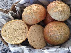 Morgenboller eller rundstykker med pofiber kan være løsningen på en brøderstatning, hvis du spiser lowcarb men er allergisk overfor nødder. Se opskriften på CDJetteDCs LCHF