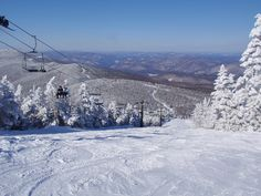 Hitting The Slopes of Killington, Vermont! Didn't ski here but oh such a lovely place.