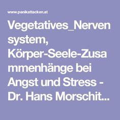 Vegetatives Nervensystem - Unionpedia