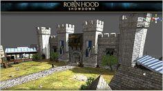 Robin Hood - Environments