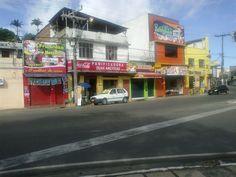 Ilhéus - Rua Tiradentes.