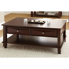 Montoya Coffee Table - Overstock™ Shopping - Great Deals on Coffee, Sofa & End Tables