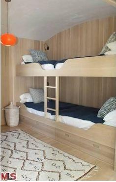 Beach House Bunk Beds Bed Modern Hamptons Bedroom