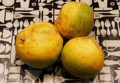 Viljattoman Vallaton: Gluteeniton lanttulaatikko Honeydew, Coconut, Fruit, Food, Honeydew Melon, Eten, Meals, Diet