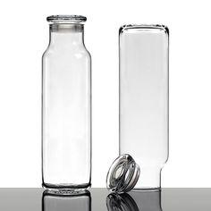 Hydration Glasflasche mit Glasdeckel | Hydration | Libbey | Krüge & Karaffen | GLASKLAR Berlin