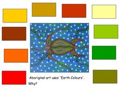 Image result for aboriginal colour meaning