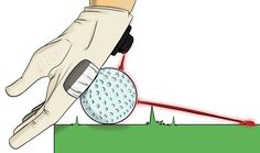 You have to compress the golf ball to get distance. Once you understand the correlation and direct relationship the glove hand has with the actual clubface in executing any golf shot you will quickly understand how to compress the golf ball like never bef