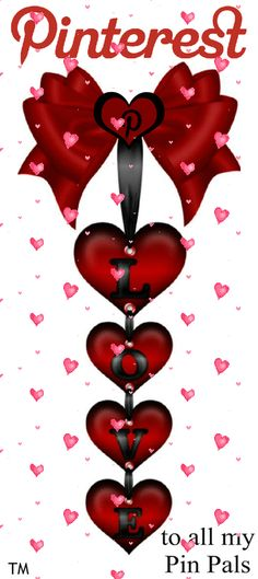 Pinterest love to all my pin pals <3 No Pin Limits on my boards so Enjoy <3 Tam <3
