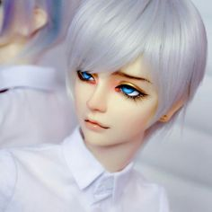 Dolls † (BJD) Ball-jointed Doll