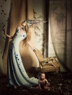 Misha Nonoo for de Gournay by Jamie Beck, Kevin Burg and Kelly Framel