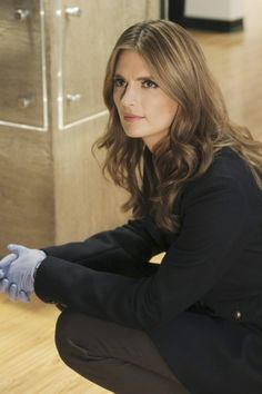 TV SHOWS: Stana Katic on Castle (Season 4)