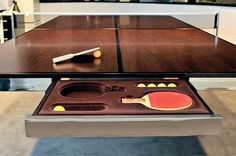 Ping Pong Table for the Office