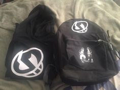 Thought youd guys would appreciate some Team Skull merch my cousin made for me for Christmas!