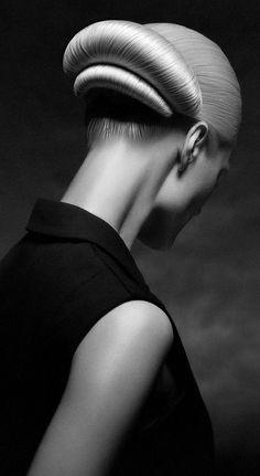 花瓣网-a Debrovenko (InDeArt)Russian Hairdressing Awards 2015 (winner)photos - Karen Kananian & Pasha Pavlovretouch - Karen Kananian Great Hairstyles, Creative Hairstyles, Wig Hairstyles, Avant Garde Hair, Caramel Hair, Ombre Hair Color, Hair Colors, Hair Shows, Crazy Hair