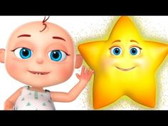 Twinkle Twinkle Little Star And Many More | Nursery Rhymes Collection for Babies | 3D Rhymes - YouTube