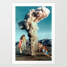 Fablebusters Art Print by Eugenia Loli - $20.00
