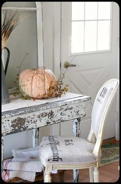 shabby chic autumn